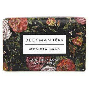 Beekman 1802 Pure Goat Milk Soap 9 oz Meadow Mark